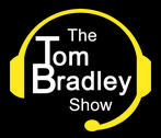 The Tom Bradley Show Retina Logo
