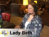 Lady Beth of the Tom Bradley Morning Radio Show in Columbia MO on 93.1 Jack FM