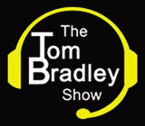 The Tom Bradley Show Logo